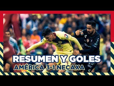 Club América 3-1 Necaxa   RESUMEN -Todos los Goles   CL2019   COPAMX