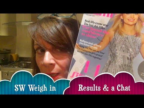 Slimming World || WEIGH IN!!! Week 26 and a Chat