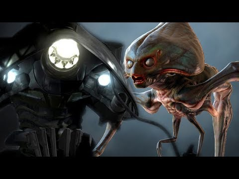 MARTIANS EXPLAINED - WAR OF THE WORLDS - WHAT ARE MOR TAXANS?