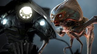 martians explained war of the worlds what are mor taxans? aliens explained
