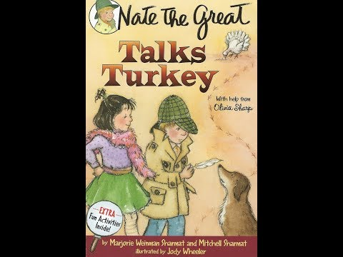 Nate the Great Talks Turkey (Nate the Great)