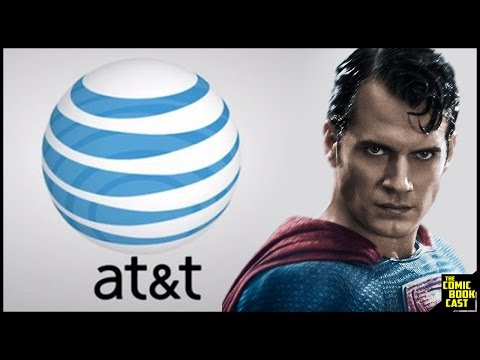 AT&T To Buy Batman, Superman, DC Comics, HBO and Much More