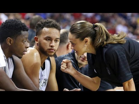 The NBA PUSHING For A Female Coach! part 2