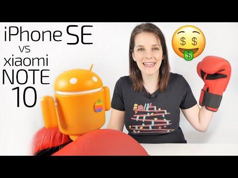 apple-iphone-se-vs-xiaomi-note-10--combate-android-ios-por-menos-de-500€-