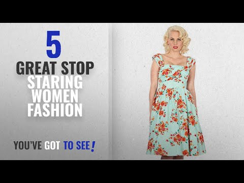 Stop Staring Women Fashion [2018 Best Sellers]: Stop Staring Primrose Dress (Medium)