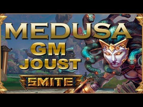 SMITE! Medusa, Cuando olvidas poner el título y te quedas de piedra! GM Joust #69