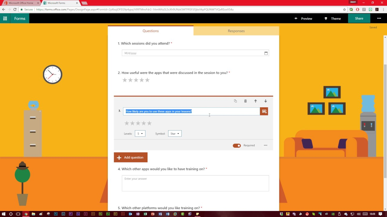 how to use microsoft forms to its full potential