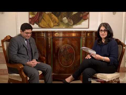 In Conversation With Essar's Prashant Ruia