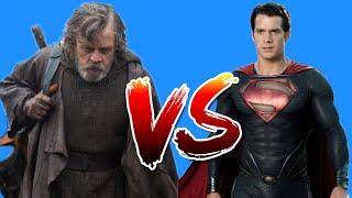 Disney's Star Wars vs The DCEU