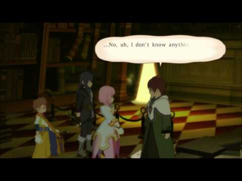 Let's Play Tales of Vesperia 012: Lovely Rita Meter Maid