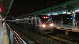 京義中央線321000系 西氷庫駅発着 KORAIL Gyeongui-Jungang Line Class 321000 EMU