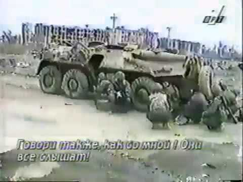 Радио-Перехват Русских и Чеченцев! - Чечня
