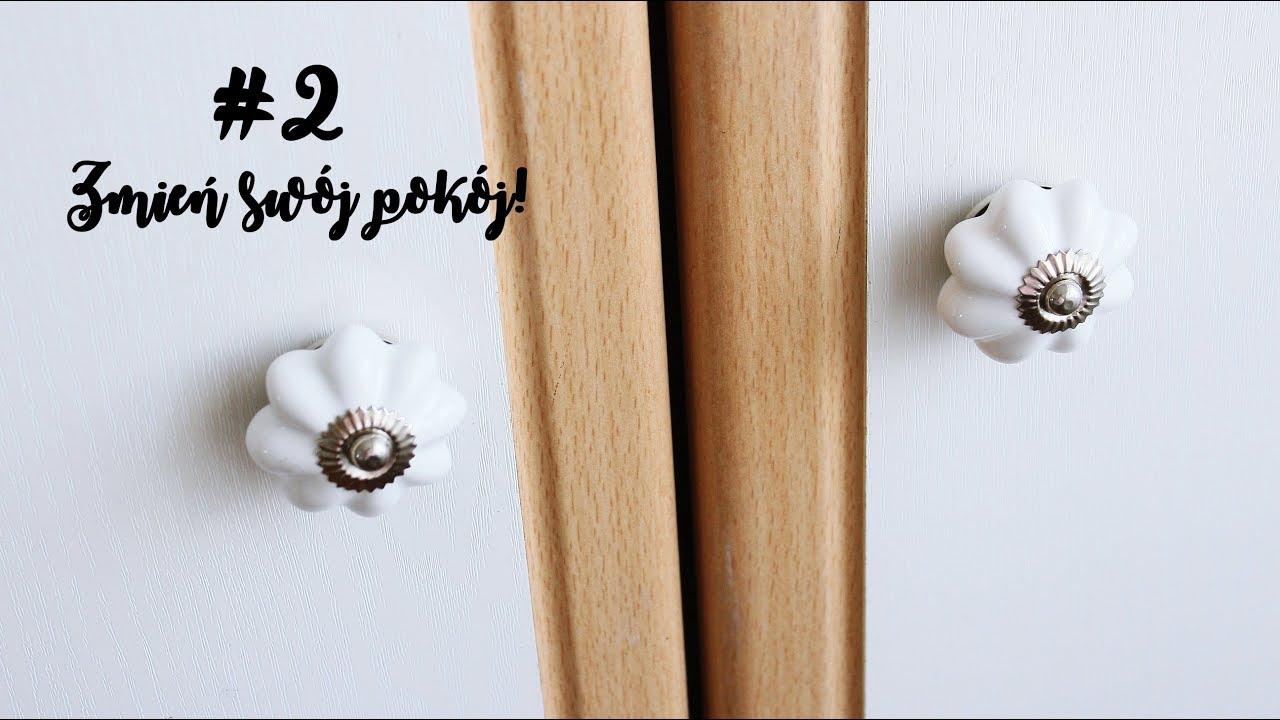 #2 Zmień swój pokój - REGAŁKA odmień swoje meble Room decor! [anna koper]