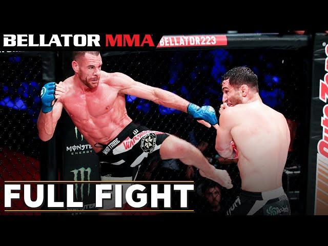 Full Fights | Gegard Mousasi vs. Rafael Lovato Jr. - Bellator 223