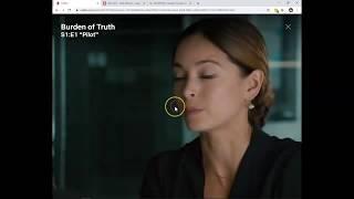 How to watch Burden of Truth on Netflix?