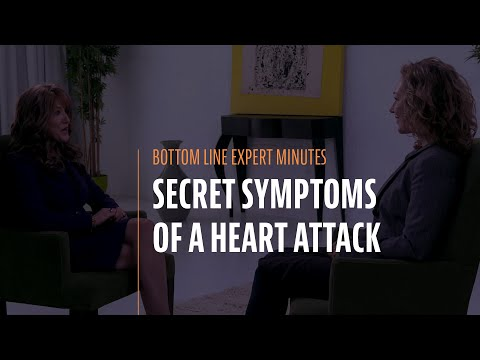 Secret Symptoms of a Heart Attack