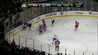 HD - Washington Capitals - NY Rangers 1:2 ; 05.12.12. Game 7