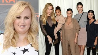 "The Kardashians Running ""Smear Campaign"" Against Rebel Wilson?"