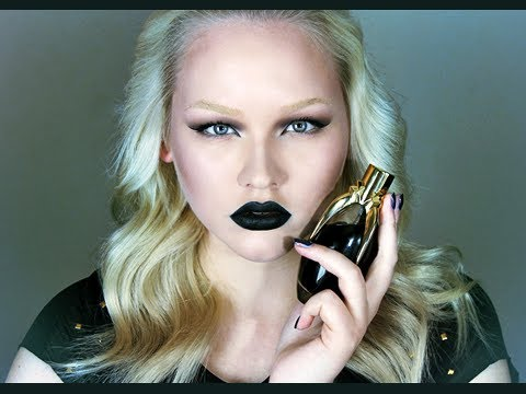 Lady Gaga Fame Commercial Inspired Makeup Tutorial Youtube