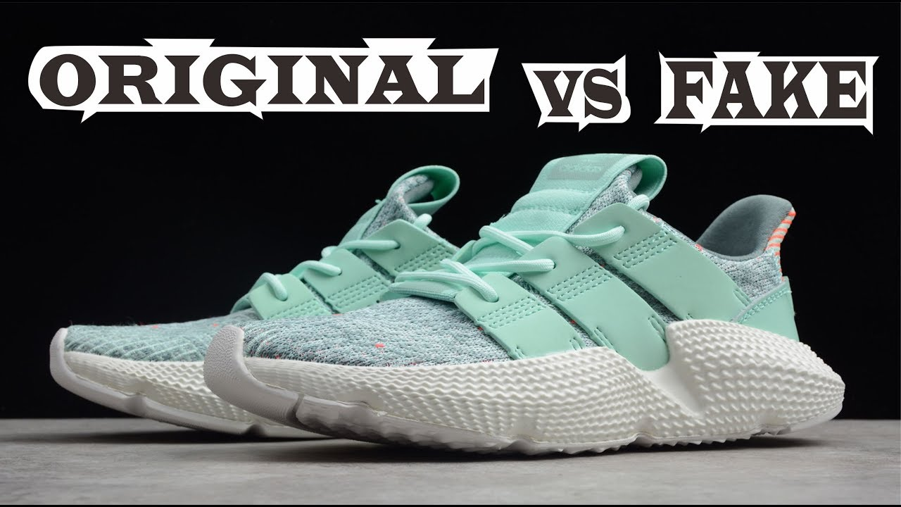 Adidas Prophere Clear Mint Original & Fake
