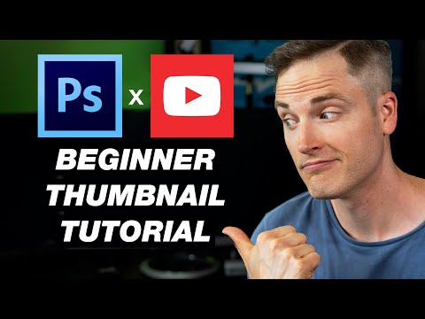 How to Make a YouTube Thumbnail with Photoshop