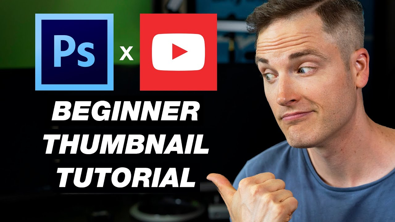 Download How to Make a YouTube Thumbnail with Photoshop