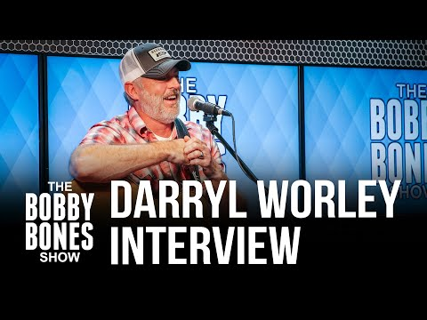 """Darryl Worley On His Song """"Have you Forgotten?"""" & His New Album"""