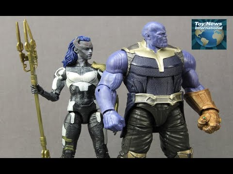 "THANOS MARVEL LEGENDS BAF Avengers SERIES 6/"" ACTION FIGURE- Proxima Midnight"