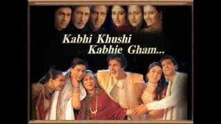 Gambar cover Kabhi khushi kabhi gum...suraj hua