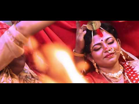 BENGALI CINEMATIC WEDDING VIDEOS Sumonto WEDS Poulomi