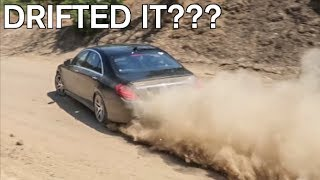 OFF-ROADING MY NEW MERCEDES S-CLASS?!?