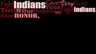 Indians Fight Song
