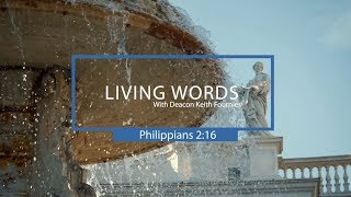 Living Words with Deacon Kieth Fournier - The Apostle Paul's Letter to the Philippians HD
