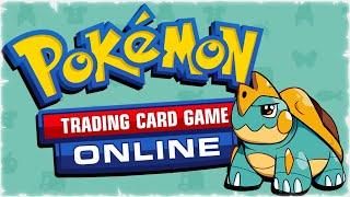 Das Kamalm Themendeck und Booster öffnen「Pokemon Trading Card Game Online PTCGO #02」 deutsch