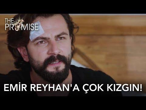 Emir Reyhan'a çok kızgın! | Yemin 76. Bölüm