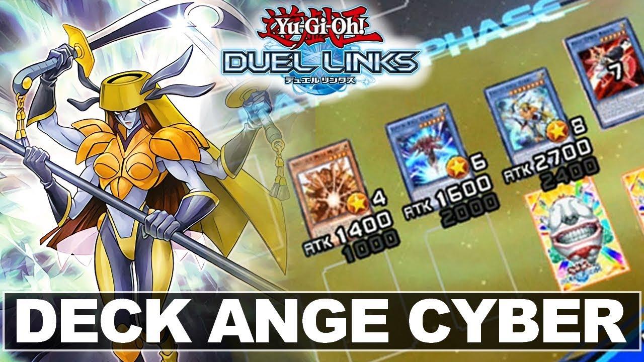 Deck Cyber Ange | Yu-Gi-Oh Duel Links