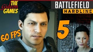 Прохождение Battlefield: Hardline на Русском [HD|PC|60fps] - Часть 5 (Грязные копы)