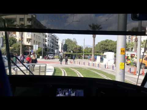 Tram Izmir Atakent - Karşıyaka Iskele