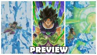 DBS Broly Coming To Dokkan Battle | Dragon Ball Z Dokkan Battle
