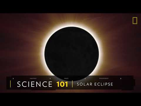 Solar eclipse...national geography