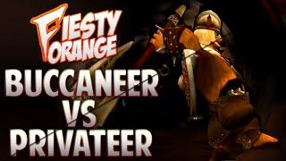 Pirate101 1v1 Buccaneer vs Privateer (LvL 65)