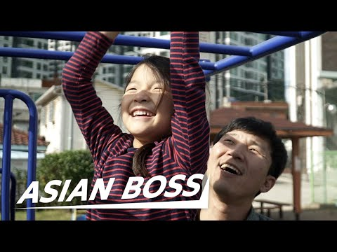 Being A Single Father In Korea | THE VOICELESS #24