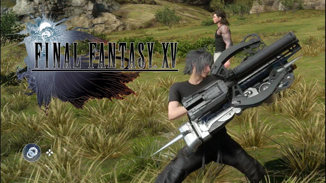 final fantasy xv how