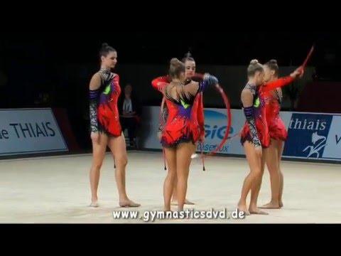 Team Latvia (LAT) - Seniorgroups 15 - Grand-Prix Thiais 2016