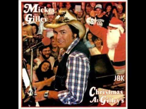 Mickey Gilley -  Don't The Girls All Get Prettier At Christmas