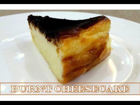 resepi-burnt-cheesecake---kek-keju-hangus