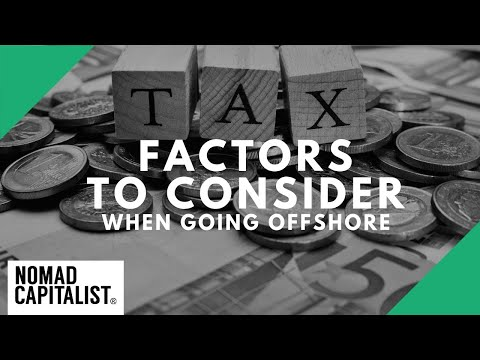9 Tax Factors that Affect Your Offshore Company