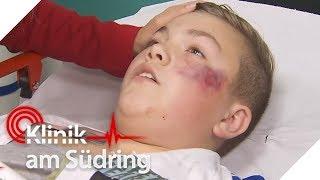 """Er ist tot!"":12-Jähriger hat Angst um seinen Bruder | #FreddyFreitag | Klinik am Südring | SAT.1 TV"