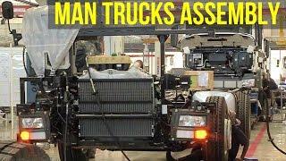 MAN Trucks Assembly