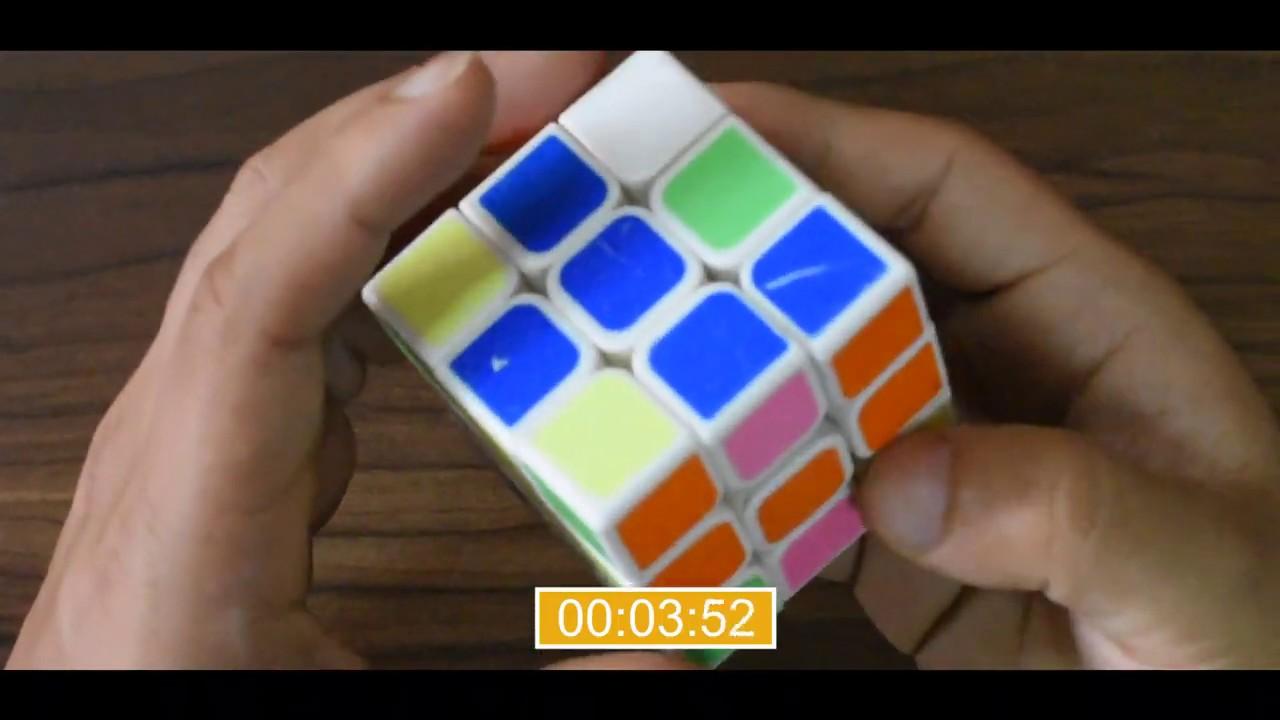 Rubik's Cube Box in 2 minutes